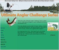 Ultimate Angler Challenge Fishing Tournaments - Multispecies team fishing events